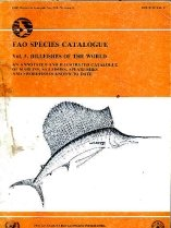 FAO Species Catalogue (FAO Fisheries Synopses): Food; Nations, Agriculture Organization of the ...