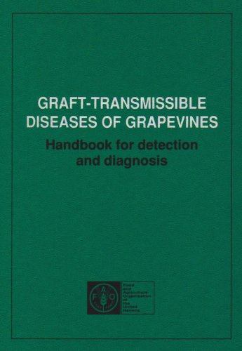 9789251032459: Graft-Transmissible Diseases of Grapevines: Handbook For Detection and Diagnosis