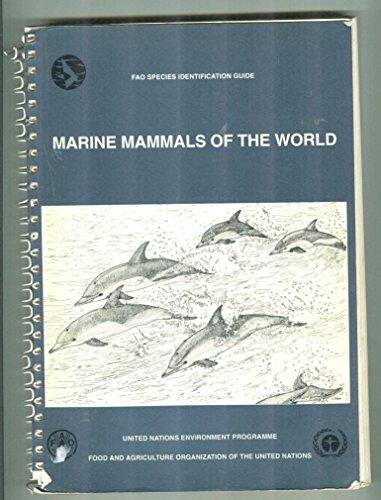 9789251032923: Marine mammals of the world