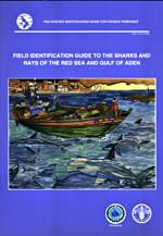 9789251050453: Field Identification Guide to the Sharks and Rays of the Red Sea and Gulf of Aden (FAO Species Identification Guides For Fishery Purposes)