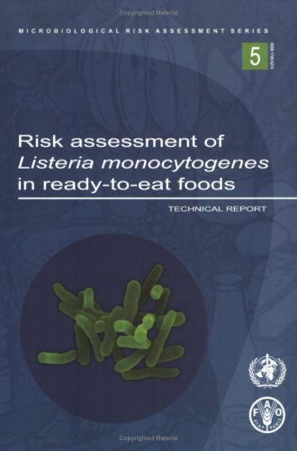 Risk Assessment of Listeria Monocytogenes in Ready-To-Eat