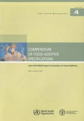 9789251055595: Compendium of Food Additive Specifications: 67th meeting 2006 (FAO JECFA Monographs)