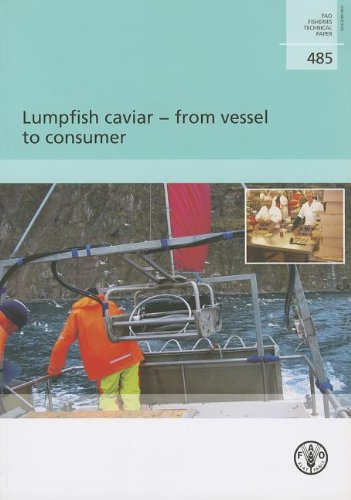 Lumpfish caviar: from vessel to consumer (FAO: Food and Agriculture