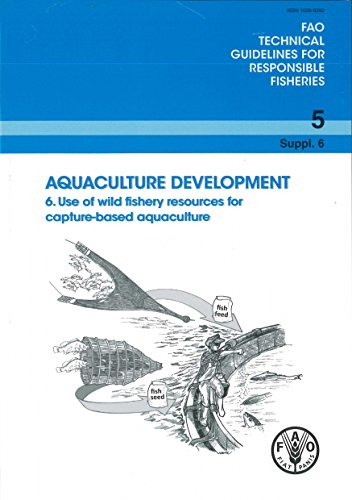 Aquaculture development. 6. Use of wild fishery: Food and Agriculture
