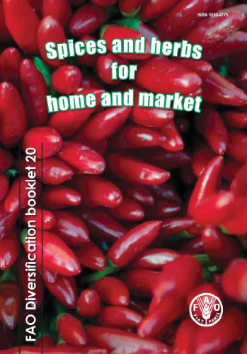 9789251070734: Spices And Herbs For Home And Market: FAO Diversification Booklets No. 20