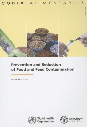 9789251071199: Prevention And Reduction Of Food And Feed Contaminants: Codex Alimentarius: Joint FAO/WHO Food Standards