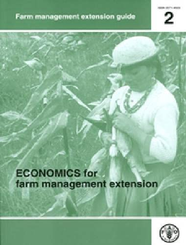 Economics for farm management extension (Paperback): David Kahan, Food