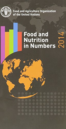 9789251086179: Food and Nutrition in Numbers 2014