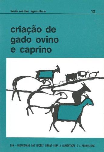 9789259001525: Criação de Gado Ovino E Caprino (Série Melhor Agricultura) (Portuguese Edition)
