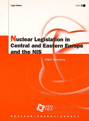 Nuclear Legislation in Central and Eastern Europe: Christelle Drillat, Editor