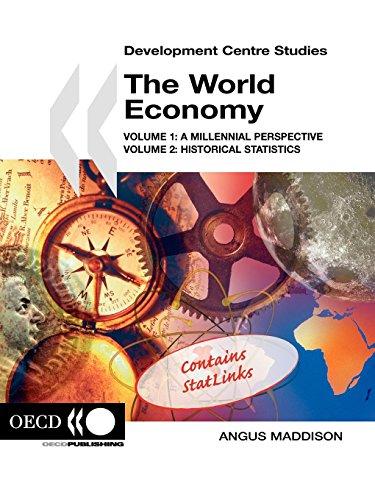 The World Economy (Development Centre Studies): Maddison, Angus