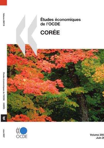 9789264027381: Études économiques de l'OCDE : Corée 2007: Edition 2007