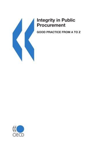 9789264027503: Integrity in Public Procurement: Good Practice from A to Z