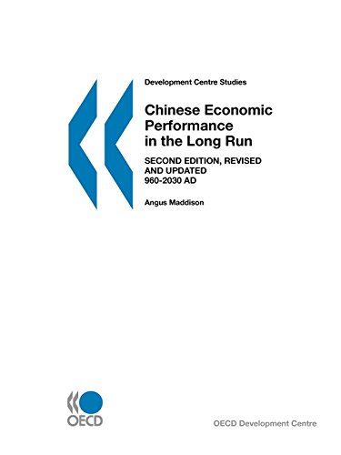 9789264037625: Chinese Economic Performance in the Long Run: 960-2030 AD (Development Centre Studies)