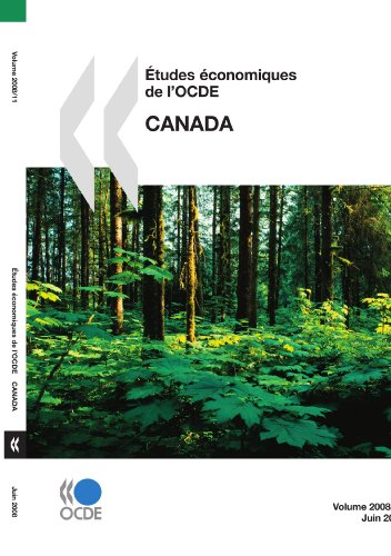 Etudes Conomiques de LOcde: Canada - Volume 2008-11: OECD Organisation for Economic Co-operation ...