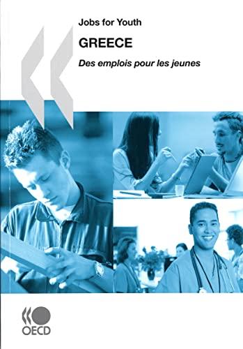 9789264082083: Jobs for Youth/Des emplois pour les jeunes Jobs for Youth/Des emplois pour les jeunes: Greece 2010