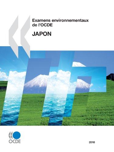 Examens Environnementaux de LOcde Examens Environnementaux de LOcde: Japon 2010