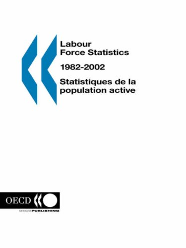 Labour Force Statistics 1982-2002: 2003 Edition: OECD Publishing