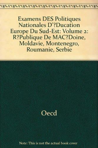 Europe du Sud-Est : Volume 2, FYROM,