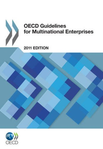 9789264115286: OECD Guidelines For Multinational Enterprises (OECD economic outlook : Occasional studies)