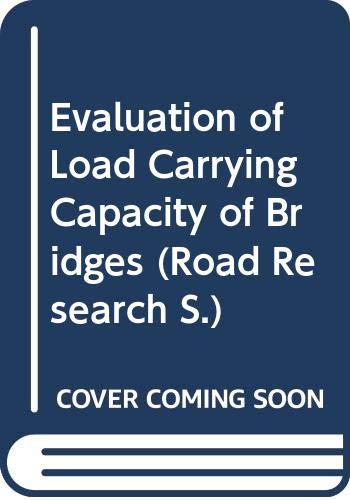 9789264120457: Evaluation of Load Carrying Capacity of Bridges (Road Research)