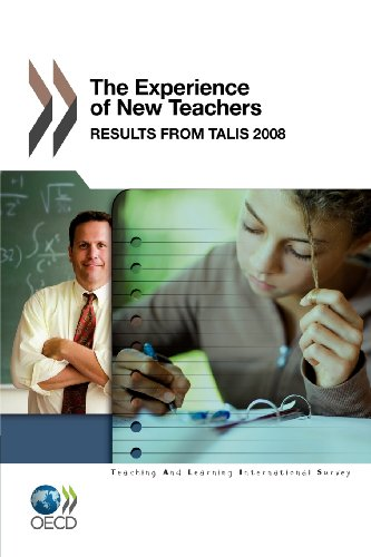 the experience of new teachers - results from Talis 2008