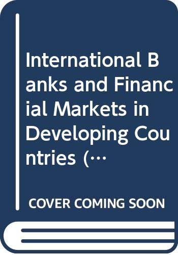 9789264126350: International Banks and Financial Markets in Developing Countries (Development Centre Studies)