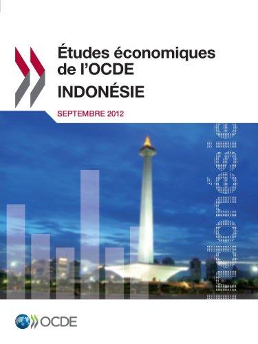 Etudes Economiques de L'Ocde: Indonesie 2012 (Paperback): Oecd