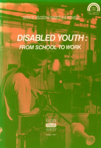 9789264134485: Disabled Youth: From School to Work