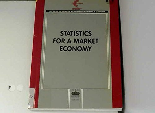 9789264134867: Statistics for a Market Economy