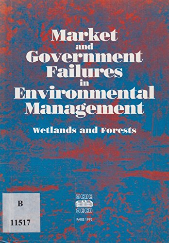 Market and Government Failures in Environmental Management: Wetlands and Forests