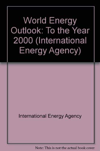 9789264139046: World Energy Outlook: To the Year 2010 (International Energy Agency)