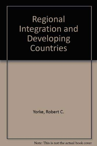 9789264139091: Regional Integration and Developing Countries