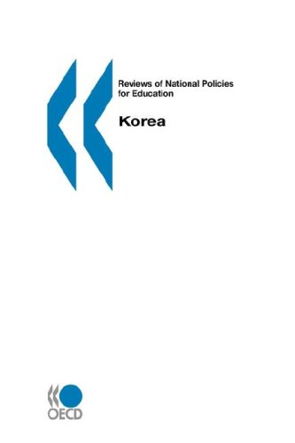 Reviews of National Policies for Education: Korea: OECD. Published by