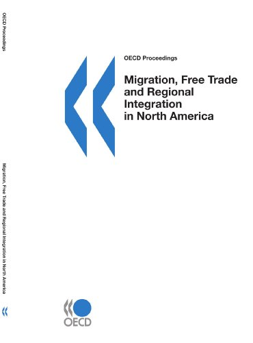 Migration, Free Trade and Regional Integration in North America (Paperback): Organization for ...