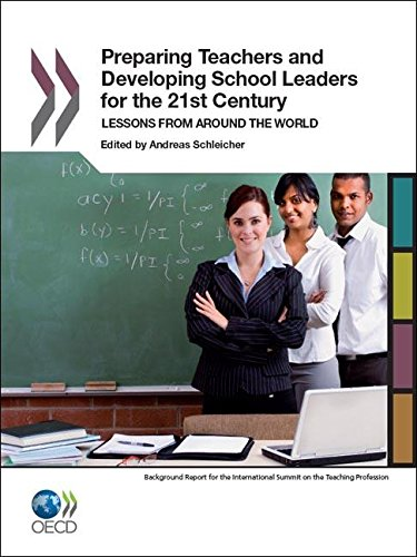 9789264174214: Preparing Teachers And Developing School Leaders For The 21st Century (Oecd)