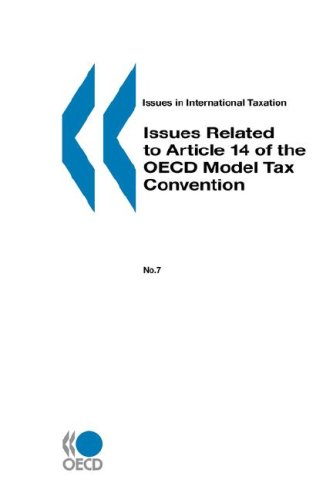 Issues in International Taxation No. 07: Issues: OECD. Published by