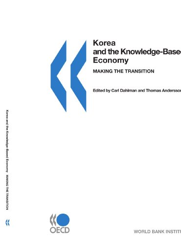 9789264182981: Korea and the Knowledge-based Economy: Making the Transition