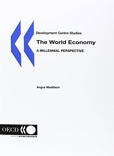 9789264186088: The World Economy: A Millennial Perspective (Development Centre Studies)