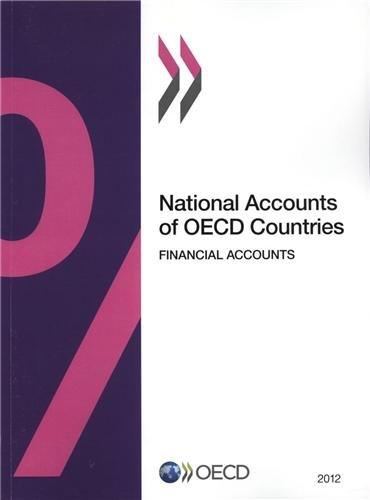 National Accounts of OECD Countries: Financial Accounts 2012: OECD
