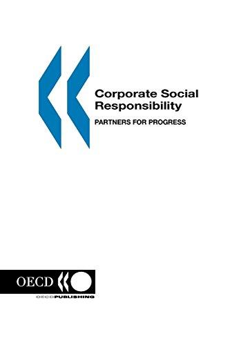 9789264195127: Corporate Social Responsibility: Partners for Progress (Governance (Paris, France).)