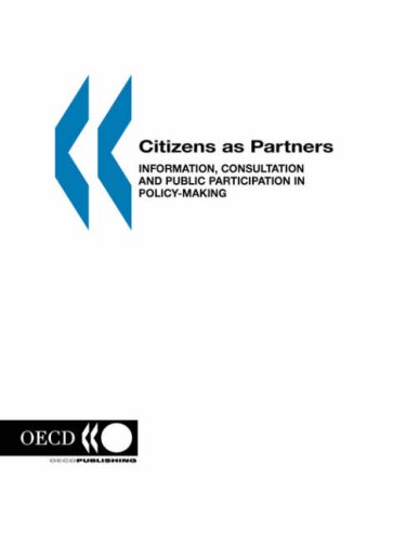 9789264195394: Citizens as Partners: Information, Consultation and Public Participation in Policy-Making
