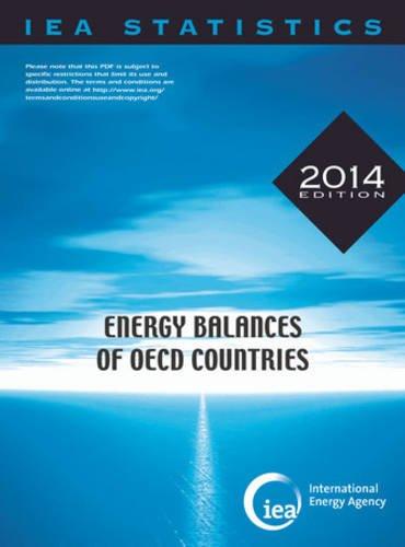9789264213036: Energy Balances Of OECD Countries: 2014