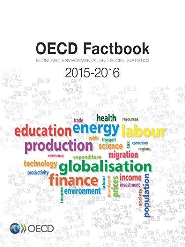 OECD Factbook: 2015-2016: Economic, Environmental And Social Statistics: Organization For Economic ...