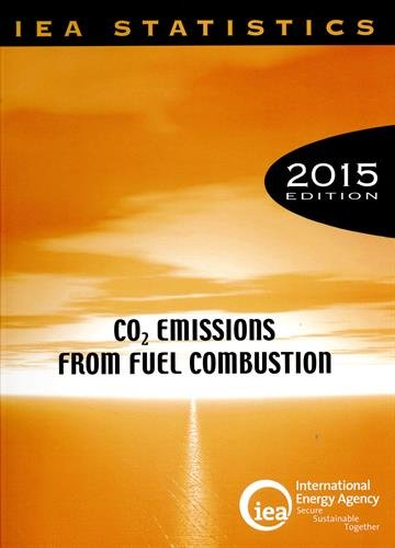 CO2 Emissions from Fuel Combustion 2015 (Paperback): International Energy Agency