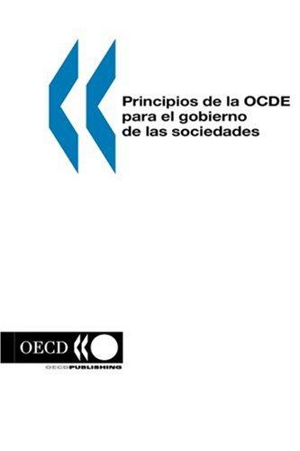9789264471269: Principios de la OCDE para el gobierno de las sociedades (Spanish Edition)