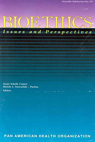9789275115275: Bioethics Issues and Perspectives (Scientific Publication, 527)
