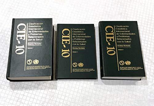 9789275315545: Clasificación estadística internacional de enfermedades y problemas relacionados con la salud (Publicación cientifica) (Spanish Edition)
