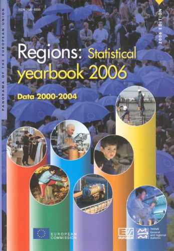 Regions Statistical Yearbook (Eurostat - Panorama of the European Union) (9789279017995) by Office For Official Publications Of The European Communities