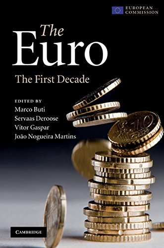 9789279098420: The Euro: The First Decade (European Commission)